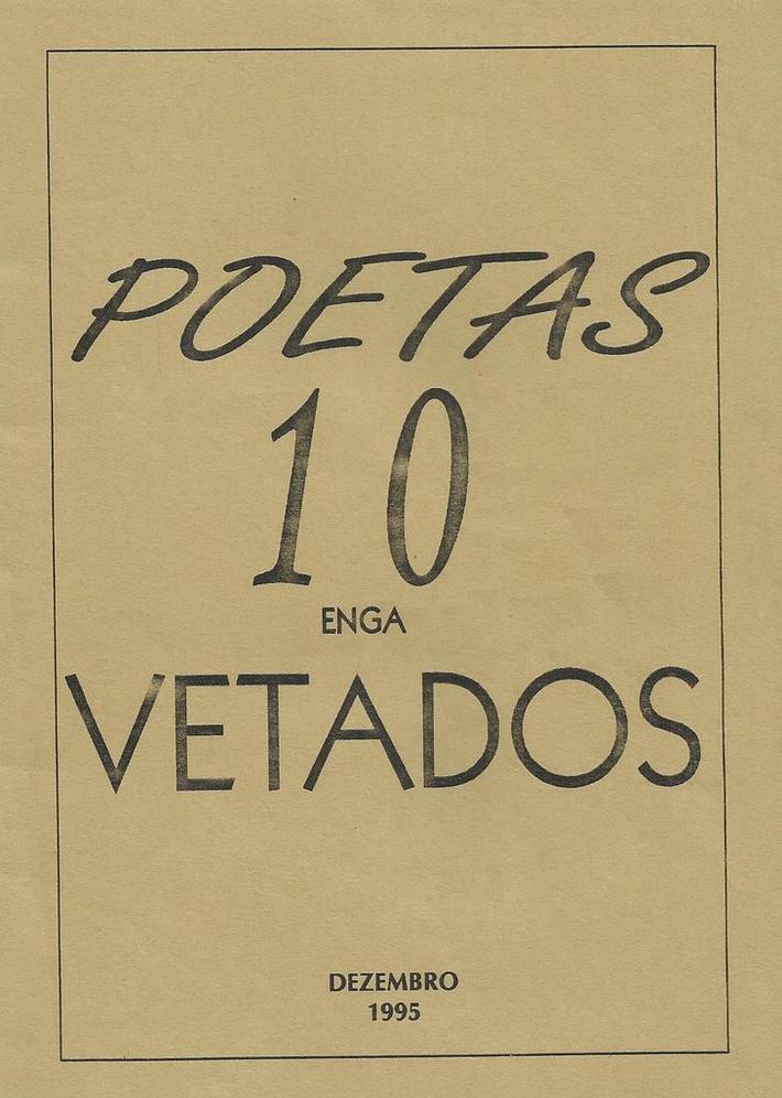 POETAS 10ENGAVETADOS -COLETANEA * ANTONIO CABRAL FILHO - RJ 1995