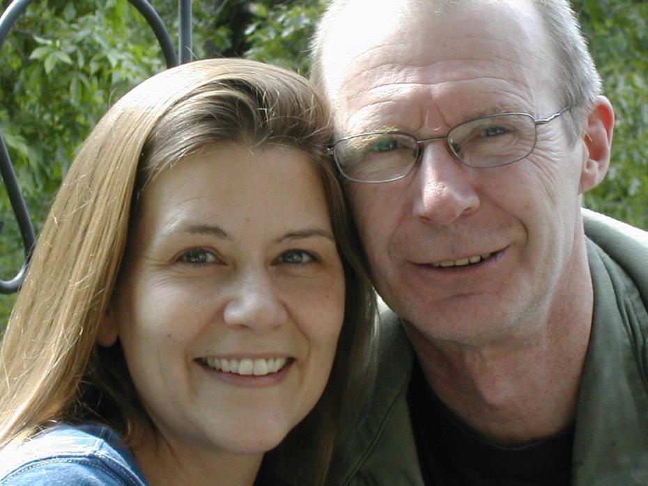 Amy and John