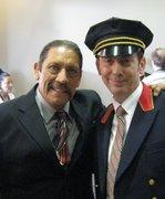 Danny Trejo and I