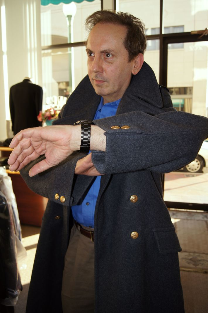 Iconic Captain Jack Harkness pose 2
