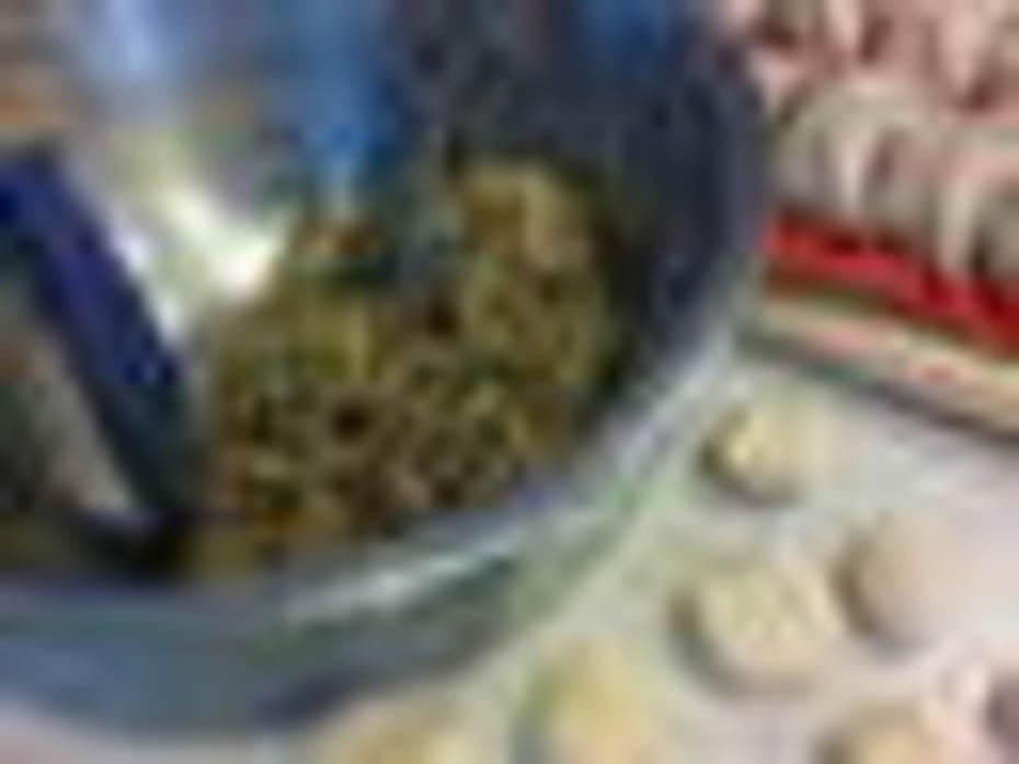 stuffing & dough