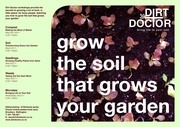Dirt Doctor Urban Eden workshops - Wellington