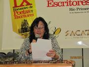 Encuentro de Poetas Río Primero. 2012