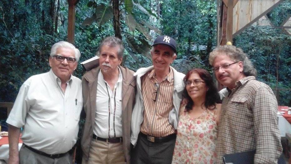 Homenaje al poeta que se fue, Turrialba
