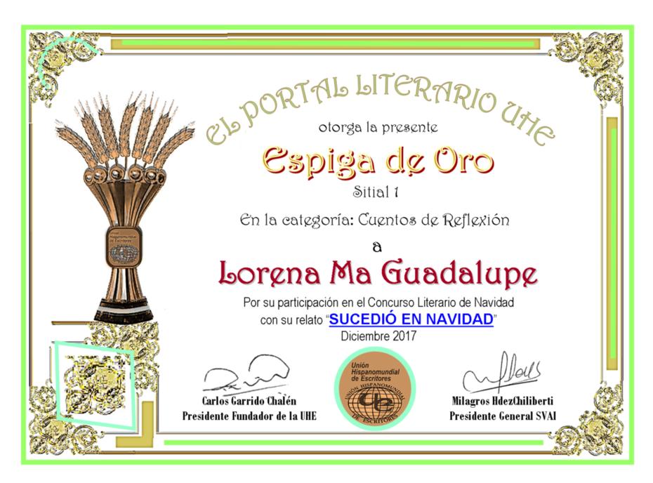 LORENA MA. GUADALUPE