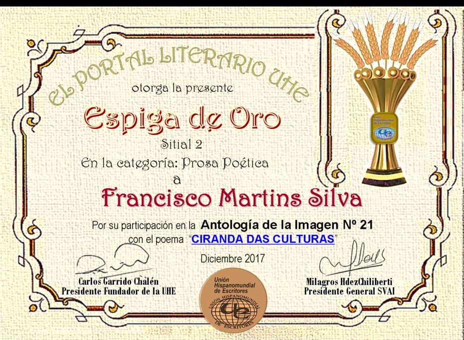 FRANCISCO MARTINS SILVA