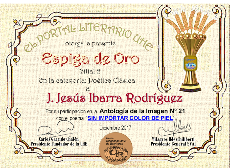 J. JESÚS IBARRA RODRÍGUEZ