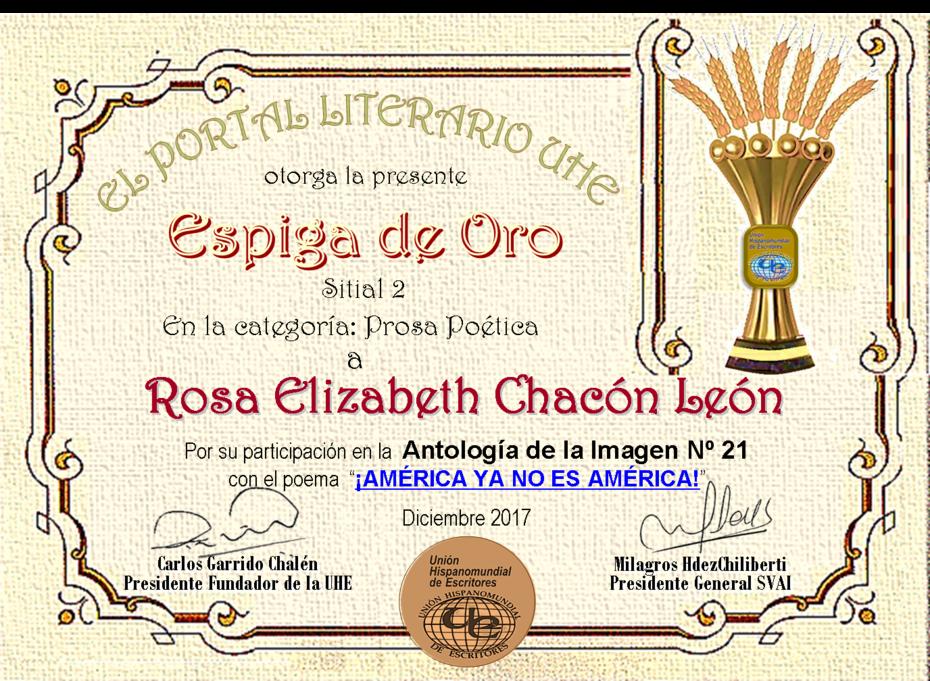 ROSA ELIZABETH CHACÓN LEÓN