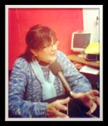 Entrevista en la radio. Unquillo. Córdoba.