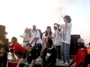 E5 On Stage MTv Arabia Concert