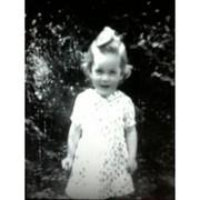 Singing at age 3
