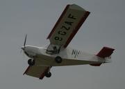 Flying the STOL CH 701 in Ghana, Africa.