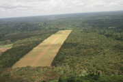 mim approach - airfield opened on the 2nd September 2010!