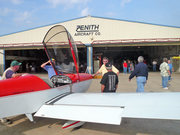 Zenith's 19th annual Open Hangar Day and Builder Fly-In Gathering 2010