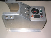 STOL CH 701 - Center Console