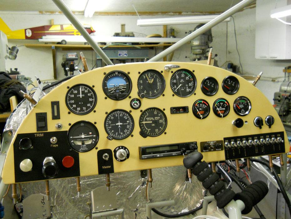 John Griggs' STOL CH 750