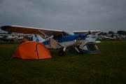 Camping at Air Venture!