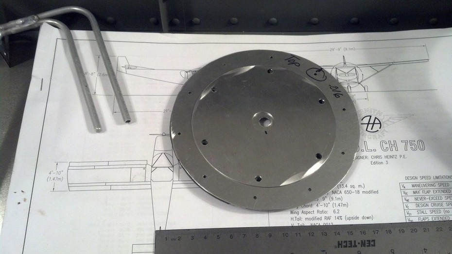 Pitot Access Cover Complete
