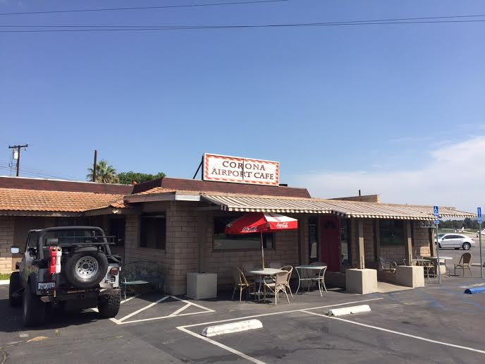 Corona Airport (AJO) California
