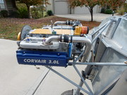 Corvair mounted