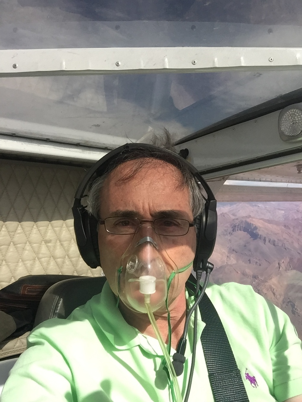 ACONCAGUA 18,700 feet ASL