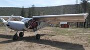 Getting ready to depart in Sierra Nevadas