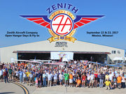 2017 Open Hangar Days and Fly-In