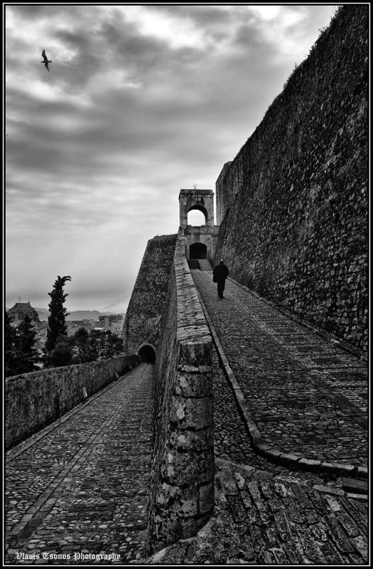 Corfu Town – New Fortress ( 3)