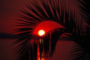 Ηλιοβασίλεμα στην Ηγουμενίτσα