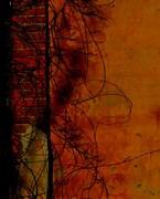 orange wall...