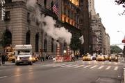 Manhattan roads