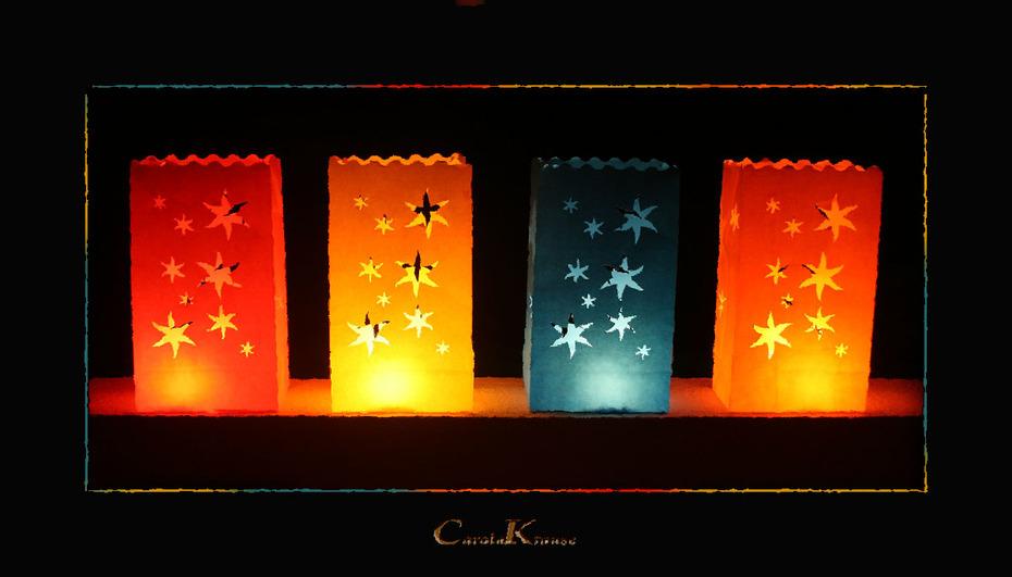 Candles + Stars III