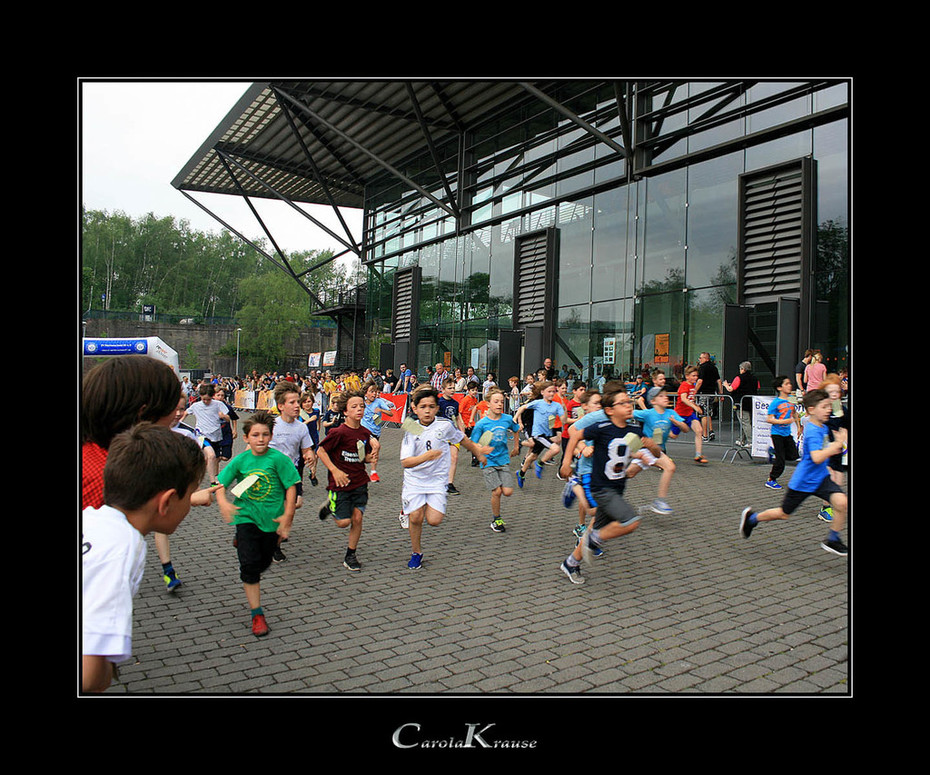West Park Run Bochum