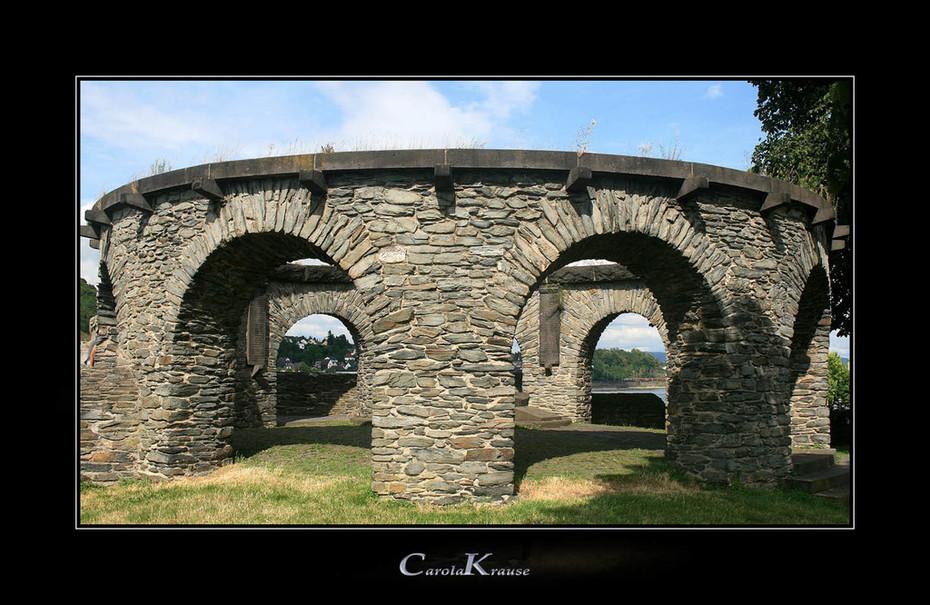 Rampart of Andernach