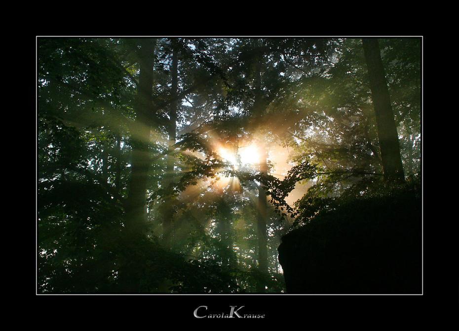 Breakthrough of Sunlight