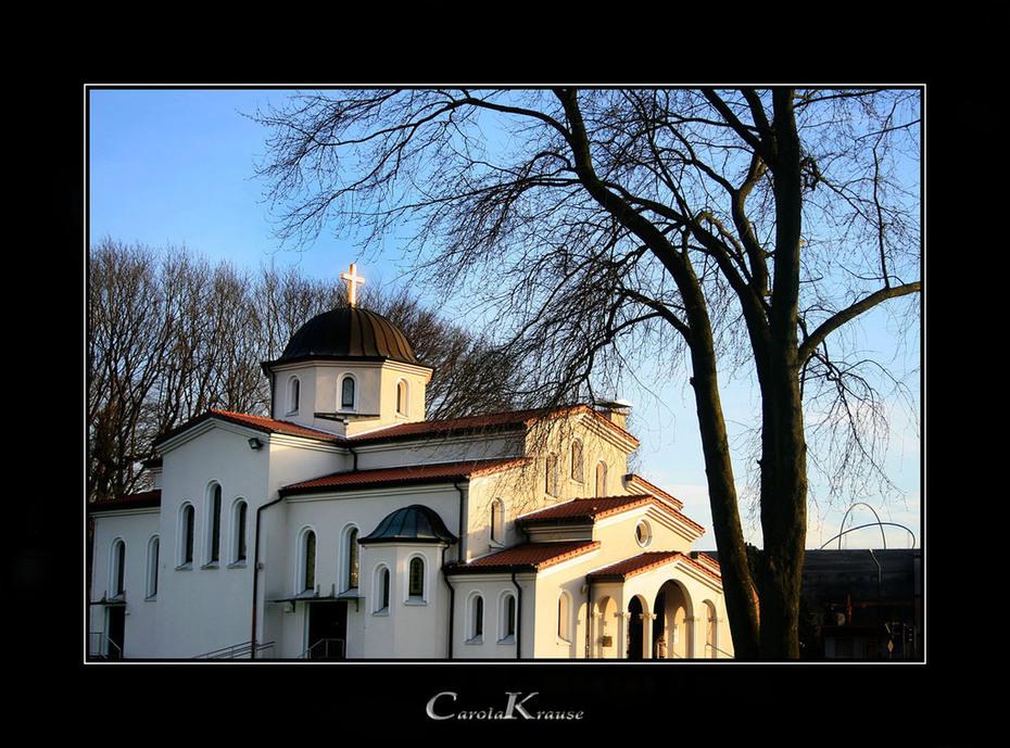 Greek Orthodox Church Saint Dimitrios