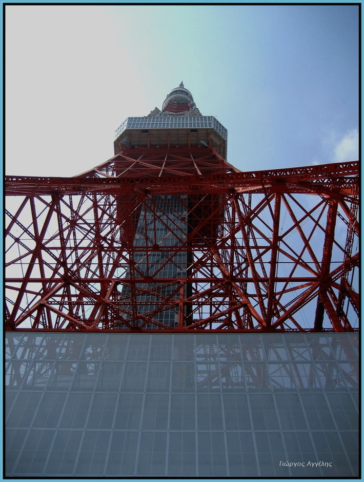 NIPPON #  TOWER OF TOKYO