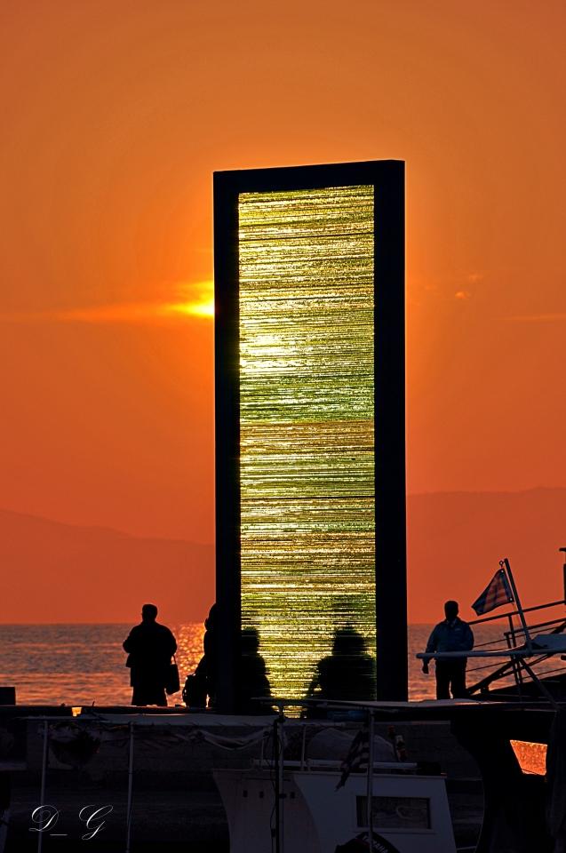 Ηλιοβασίλεμα στην Αίγινα!