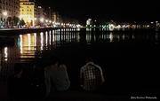 Θεσσαλονίκη, ξημερώματα. Λίγο πριν υπογραφεί η 'ιστορική' συμφωνία