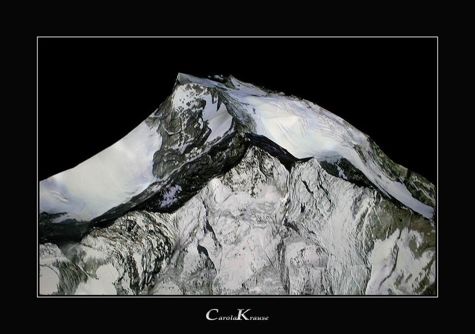 Flight over Mt. Matterhorn