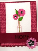 flowers of hope-October Release Party Challenge #2 - Sketch!