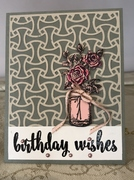 In the pink birthday - Gray Is the New Black