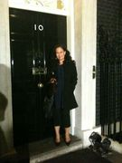 Women (and men) supporting women @ No 10