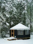 Earth Creativity School Yurt