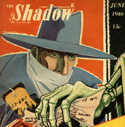 The Shadow Cover Gallery 1944 - 1949