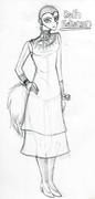 Beth Character Design