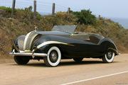 """1939/47 Rolls-Royce Phantom III """"Vutotal"""" Cabriolet by Labourdette"""
