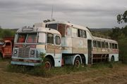 motorhomes of the past