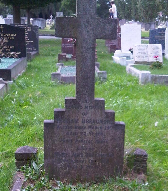William and Mary Jane
