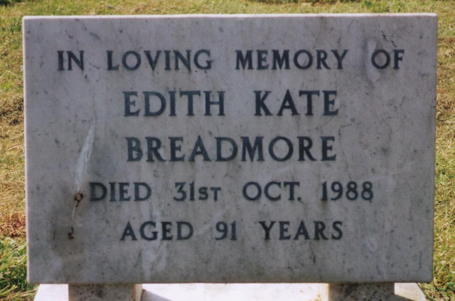 Edith Kate